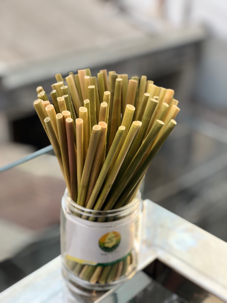 Grass Straws/Eco-Friendly Products/Biodegradable Products