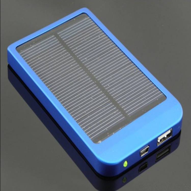 Portable solar energy charger P1100 1800/2600/3500mAh