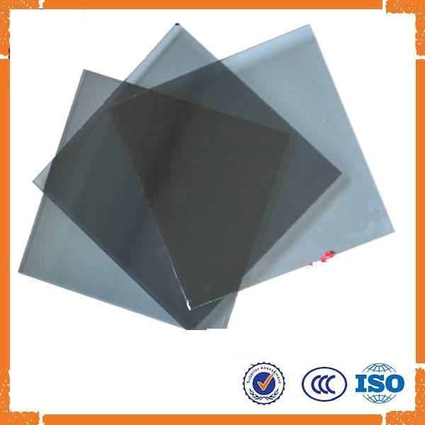 4mm 5mm 6mm 8mm black glass/dark grey glass
