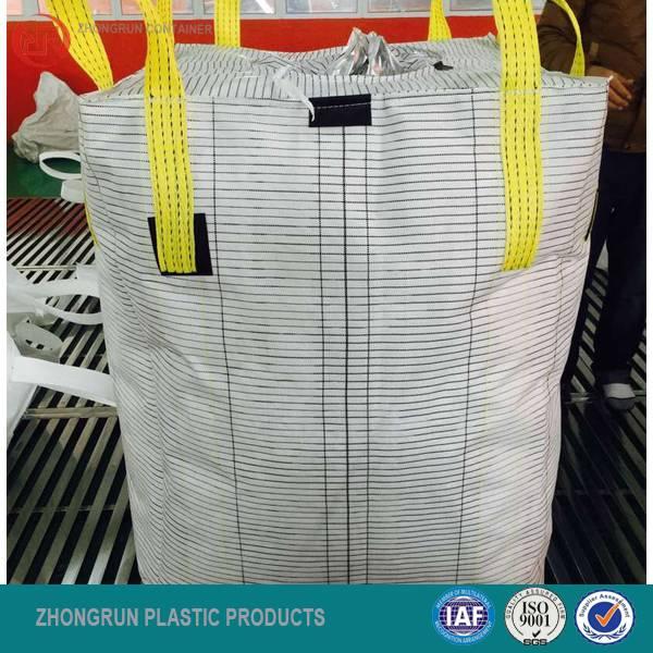 Conductive type C big bag, antistatic jumbo bag 600kg