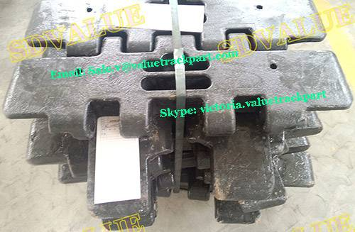 HITACHI Crawler Crane CX500 Track Pad/Track Shoe