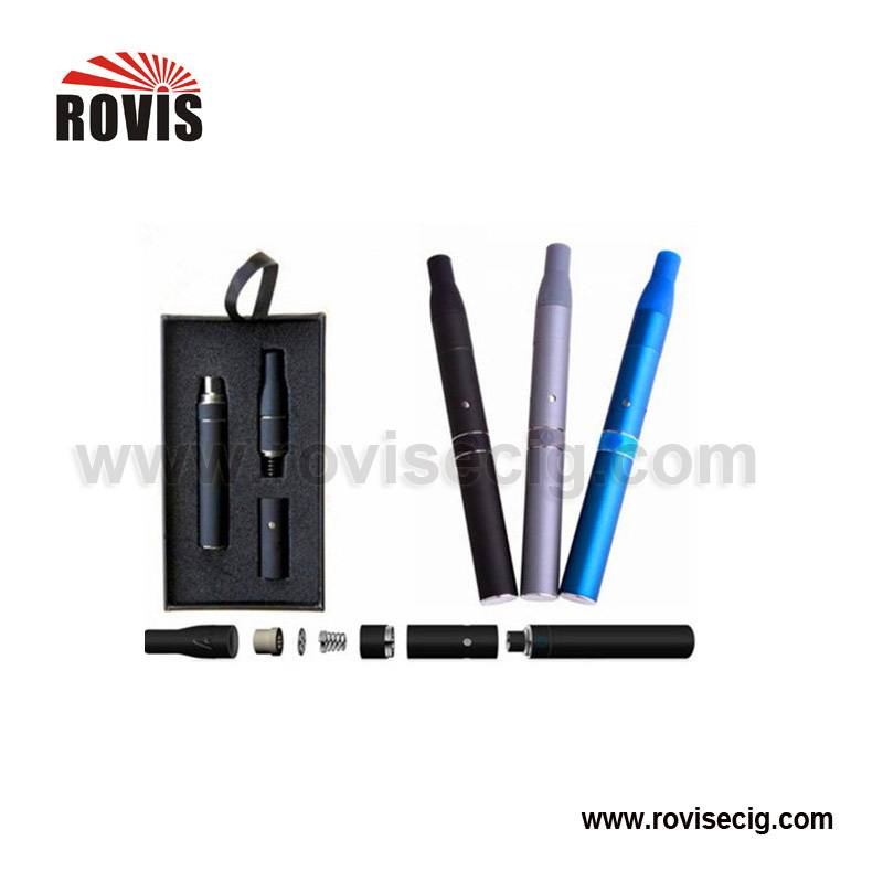 E-cigarette AGO the most popular dry herb vaporizer