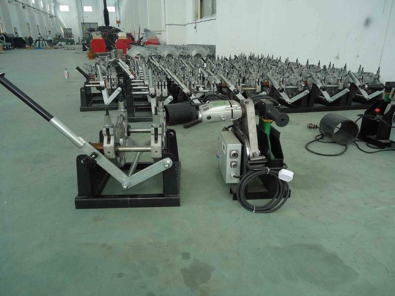 SKC-B160M construction HDPE butt fusion welding machine