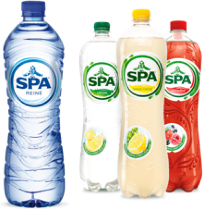 SPA mineral water