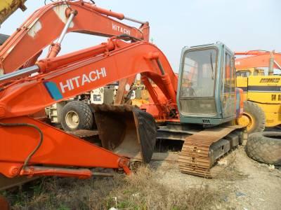 used hitachi excavator EX120/-2 for sale