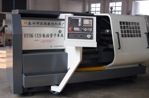 Sell HYSK-1320 CNC pipe threading machine