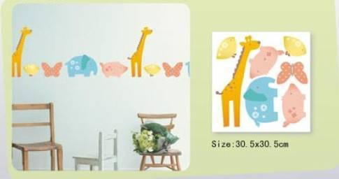 Removable Wall Stickers for Home Decoration