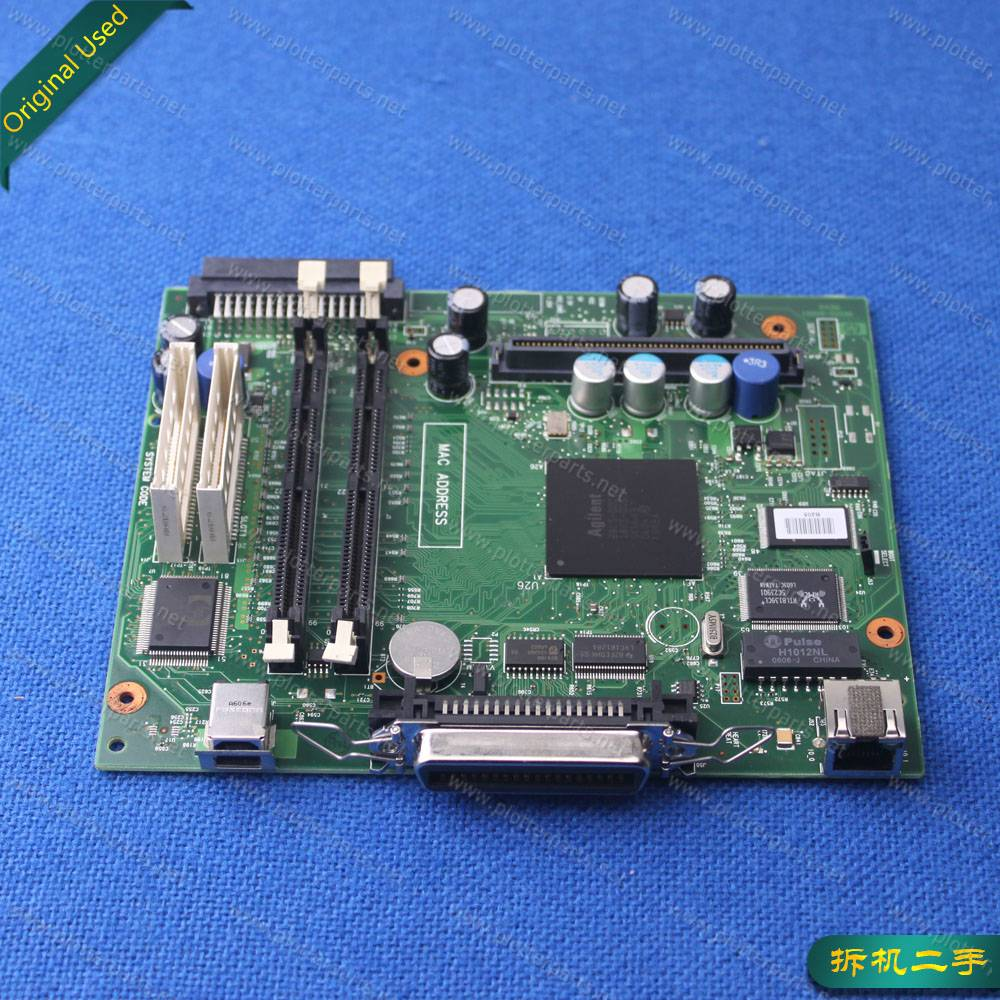 Q3652-69004 Formatter (main logic) PC board assembly for the HP Laserjet 4250 4350 printer parts