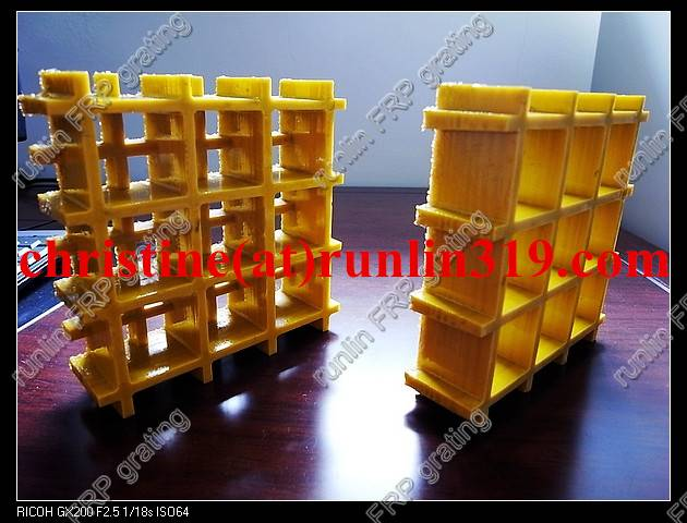 frp grating used on the fiberglass boat marine boat