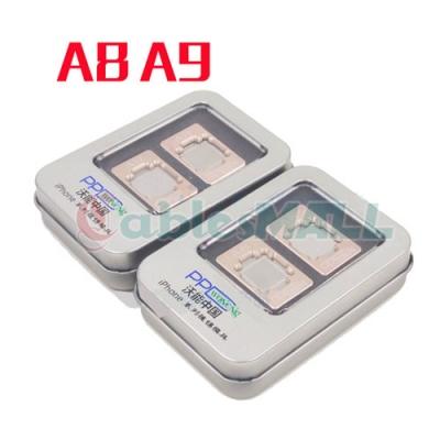 A7 A8 A9 CPU Flash Tool BGA Reball Stencils Planted Tin Mold