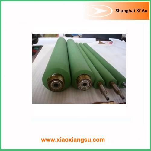 Polyurethane Conveyor Roller and Wheel for Printing Machine