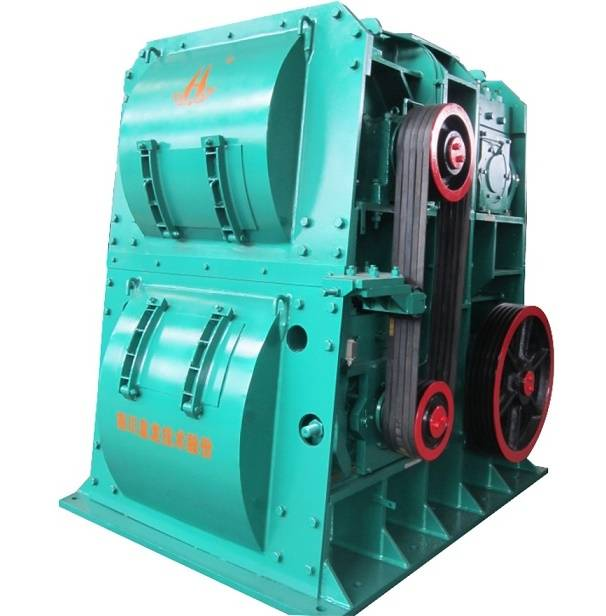 HLPMF Series Four Roll Crusher