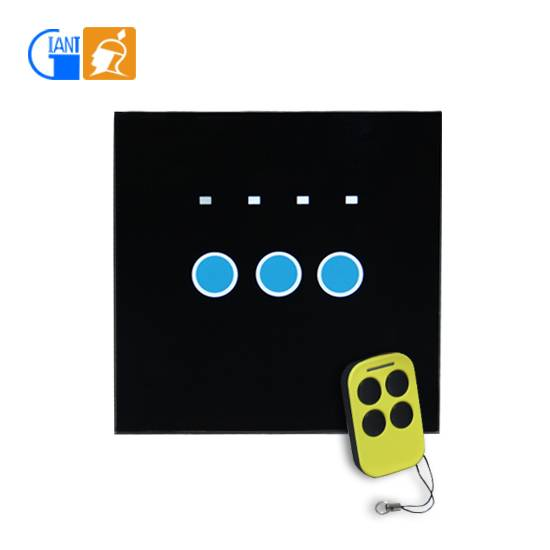 Home Automation Touch Light Wall Switches