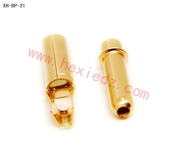 4.0mm Banana Plug Golden Connectors