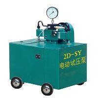 sell electric pressure test pumps