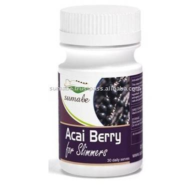 Reduce weight slimming capsule, Acai berry for slimmers by Sumabe