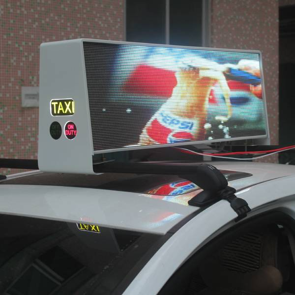 P4,P5,P6 taxi roof led display screen