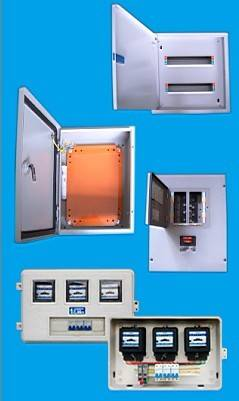 supply metal distribution box (cabinet )