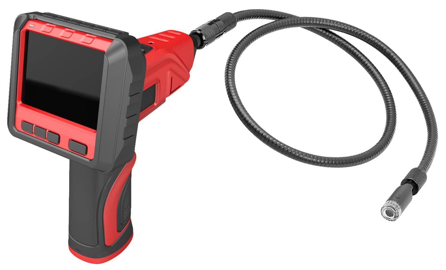 Micro Snake inspection camera with 3.5inch color monitor