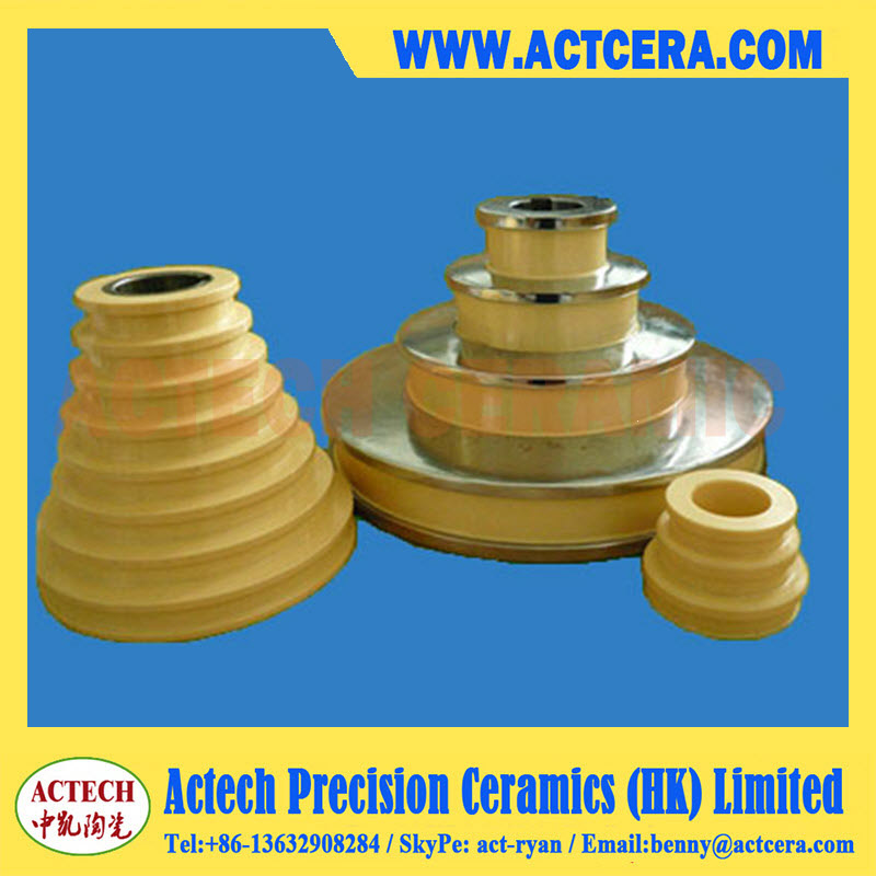 Yellow Zirconia ceramic capastan