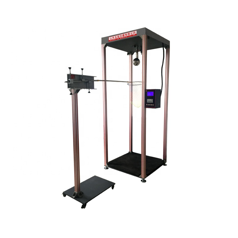 Dip net mechanical performance testing machine
