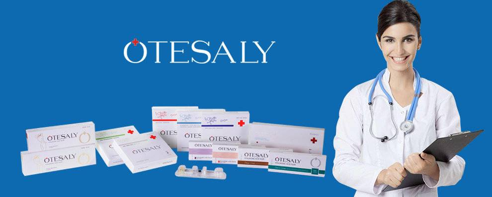 Otesaly hyaluronic acid filler