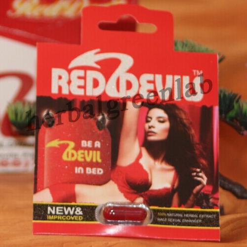 BRAND NEW Red Devils Male Enhancement Sex pills 1 Pill
