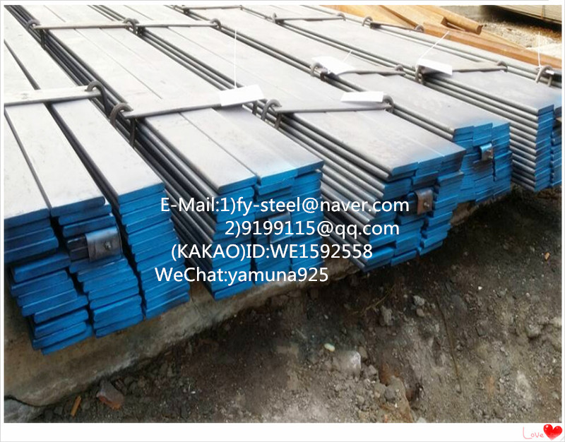 Spring flat bar steel sup9 sup9a sup10 or 5155 5160