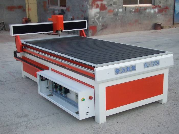 Sell Advertising CNC Router QL-1224