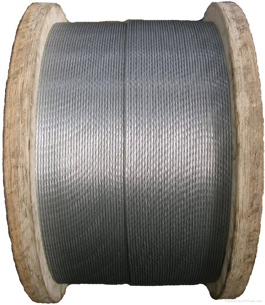 Overhead Earth Wire/Ground wire