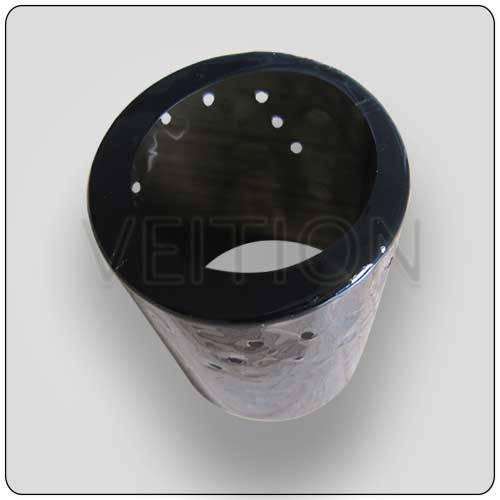 PVC shrink preform cap