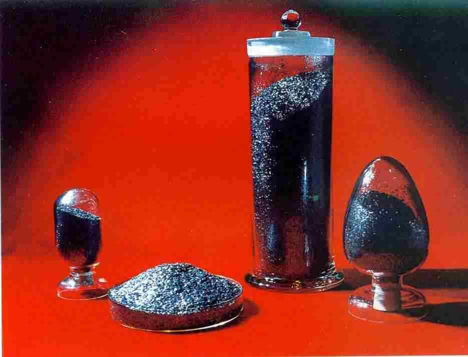 expandable graphite as flame retardant