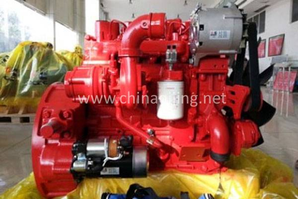 Cummins B140-33 engine