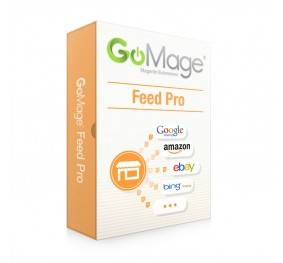GoMage Feed Pro: Magento Feed Manager