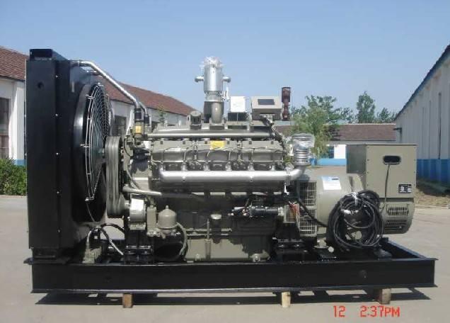 10kw coal gas generator set