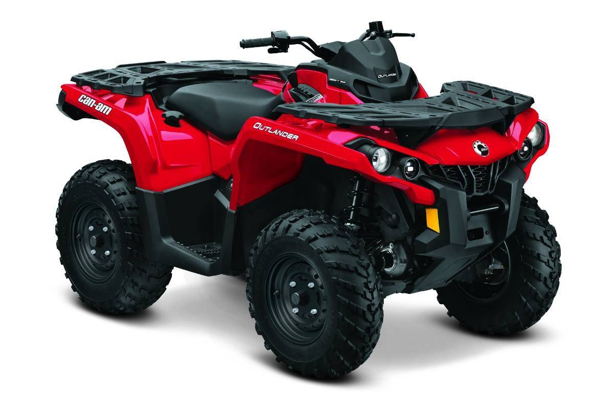 2014 Can-Am Outlander 500