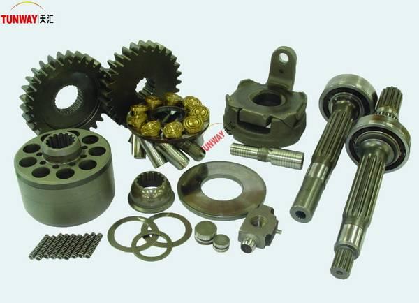 Kobelco hydraulic excavator parts