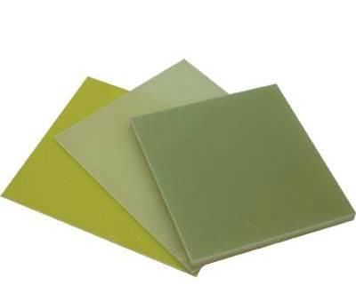 Epoxy Glass Fabric Laminated sheets