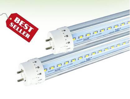 CRI>80Ra Direct install Rotate LED T8 tube