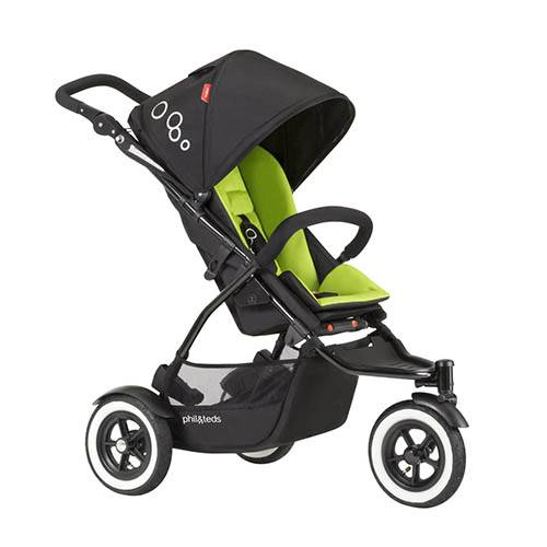 PHIL AND TEDS Dot Stroller FREE Second Seat FREE Shipping