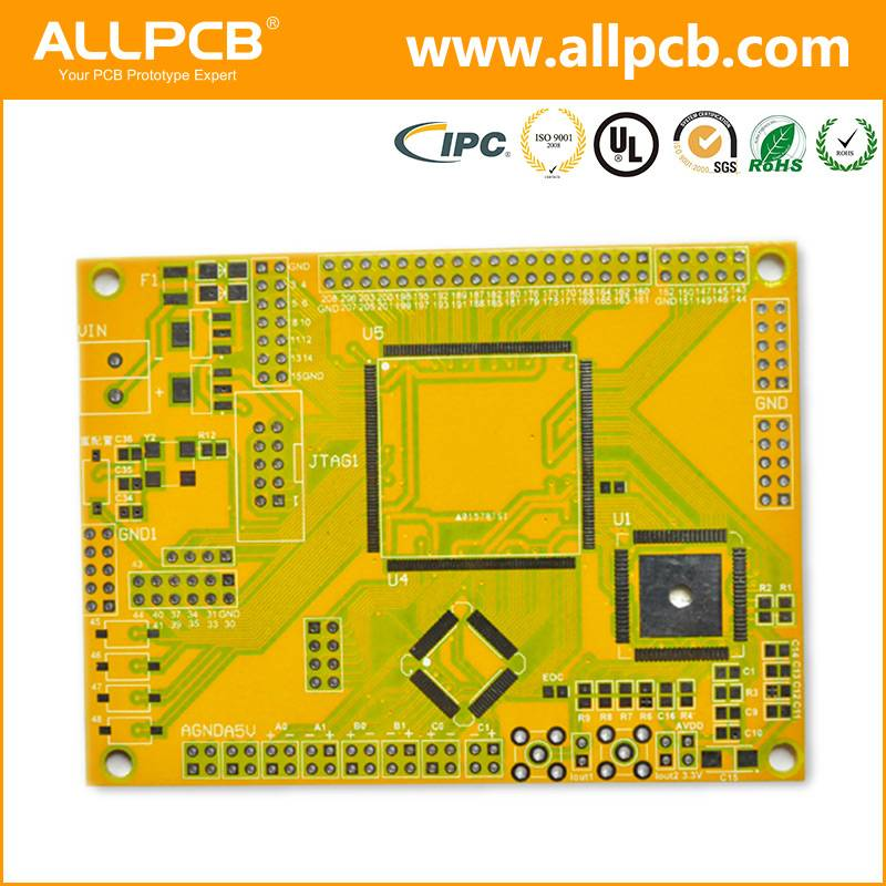 94v0 high quality low cost FR-4 pcb custom made supplier