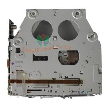 6 DVD mechanism for Chrysler and BMW