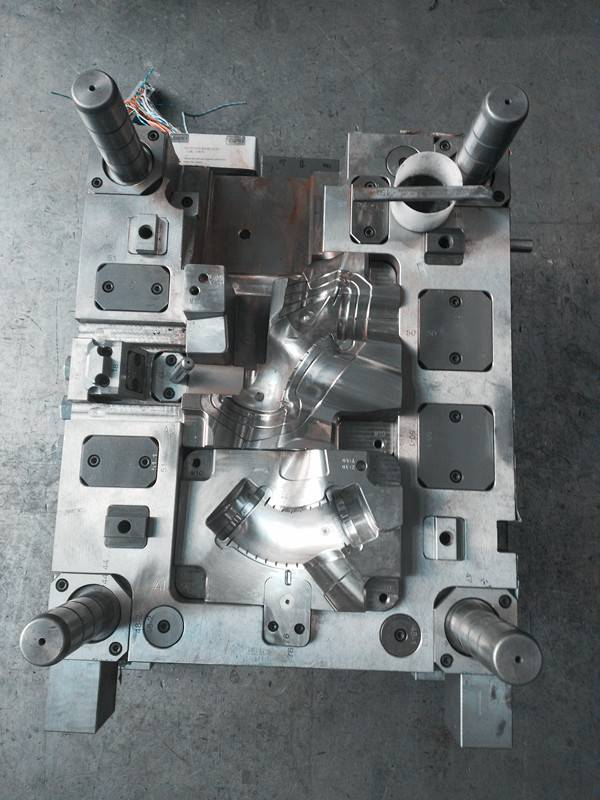 Automotive engine cooling moulds