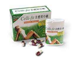 100% natural capsule celli fit excess weight loss capsule