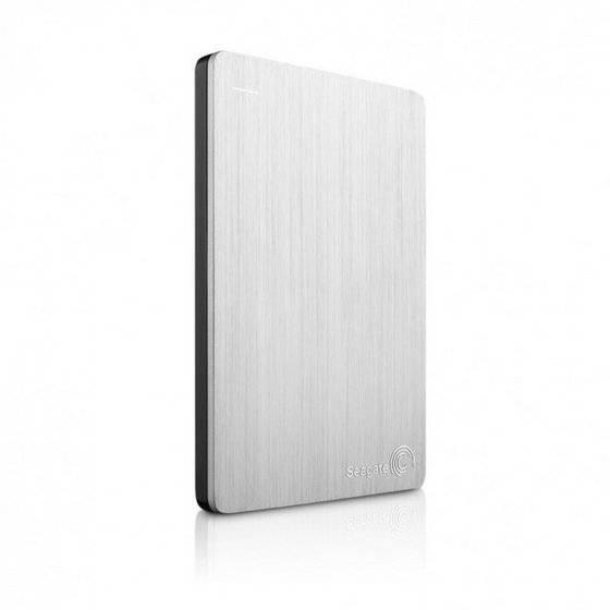 Seagate 2TB HDD Backup Plus Slim Portable External Hard Drive