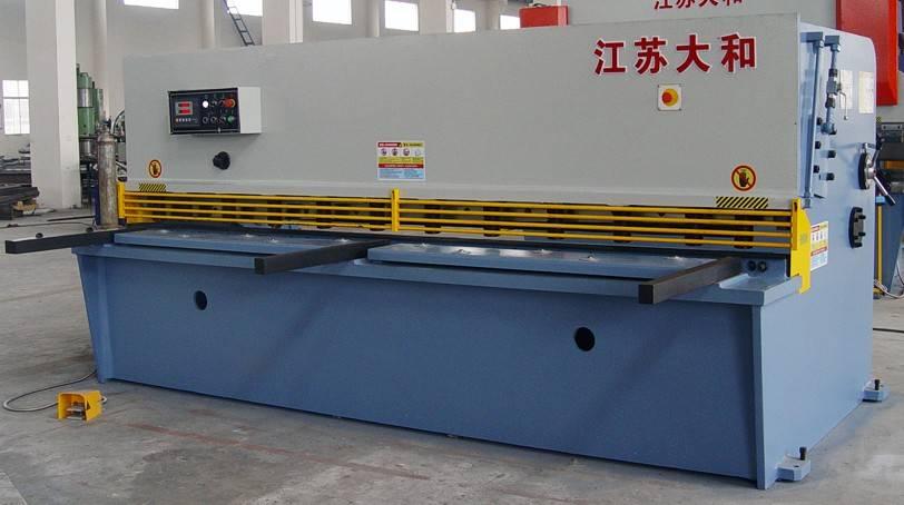 hydraulic shearing machine QC12Y-20x2500