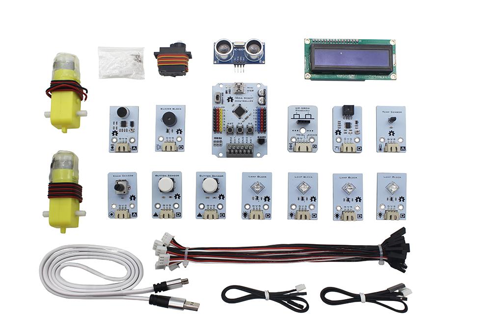 Ruilongmaker starter kit for beginner DIY electronics building block Project learning for Arduino