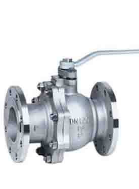 Casting flanged/threaded floating ball valve