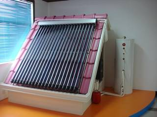 Thermosyphon Solar Water Heater (CE and ISO 9001-2000)
