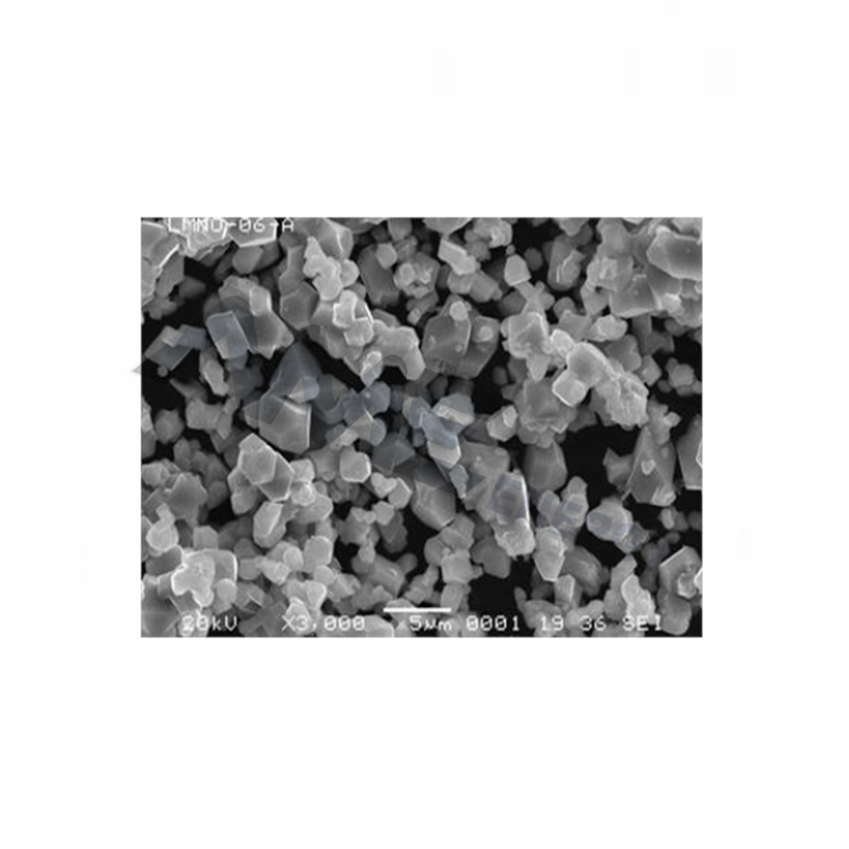 Spinel Lithium manganese oxide (LiMn2O4) materials for lithium ion battery